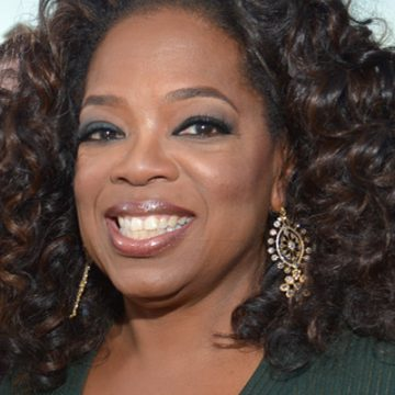 CBS wants Oprah Winfrey to replace Charlie Rose at least temporarily