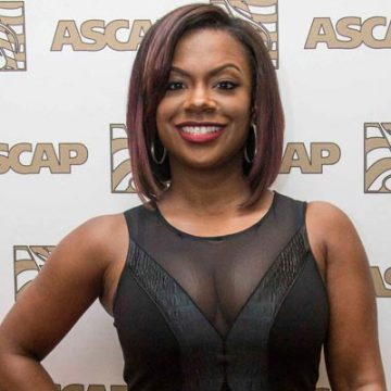 Kandi Burruss says writing for Whitney Houston was special