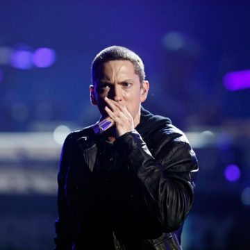 Eminem and Dr Dre and Chris Brown are being sued by a man