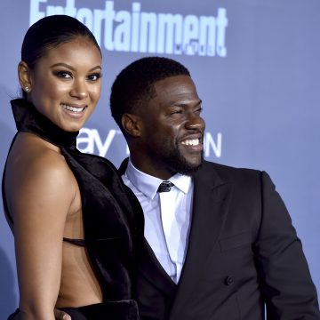 Eniko Hart only gained 22 pounds while pregnant