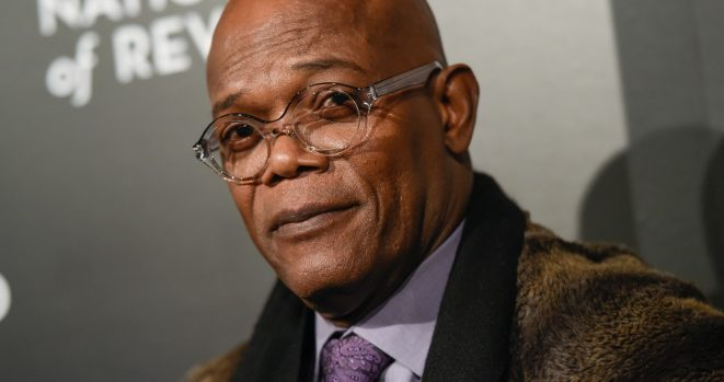 A man claimed that Samuel L Jackson is his uncle while being arrested