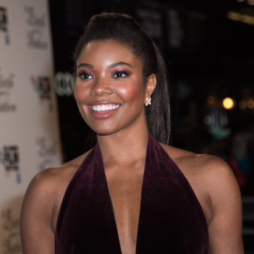 Gabrielle Union Kissing Her New Babygirl Is The Cutest Thing