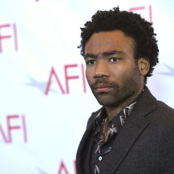Donald Glover apparently was a part of the Black Panthermovie