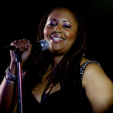 Lalah Hathaway is not happy with us in North Texas