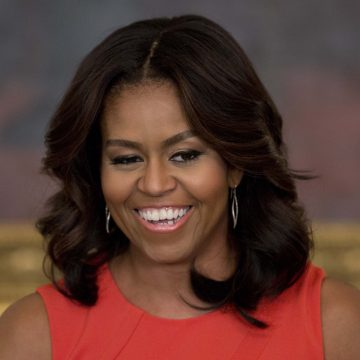 Michelle Obama broke down the lay of the land at home