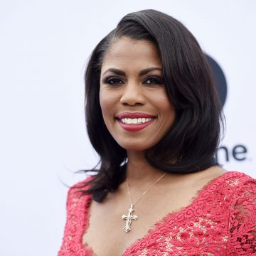Omarosa cries and says she's haunted by Trump's tweets