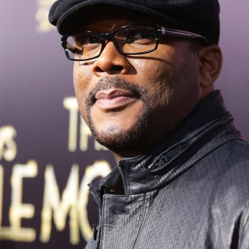 Tyler Perry is building a 35,000 square foot home in Atlanta