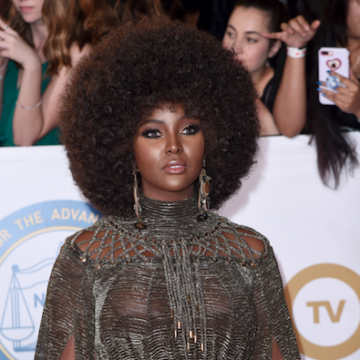 Are you here for Amara La Negra's 90-day rule when it comes to dating