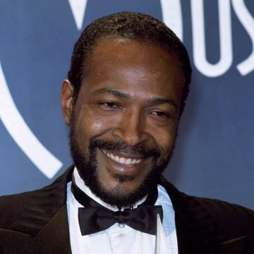 Marvin Gaye's Legacy Will Now Be Honored As A USPS Stamp