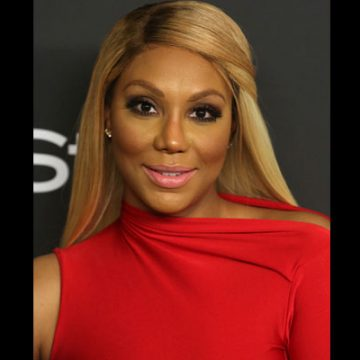 Tamar Braxton wore blonde wigs because Vince has a type