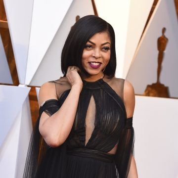 Taraji P. Henson Says A Cancer Scare Made Her Become Vegan