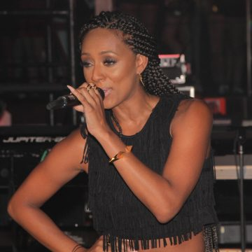 Keri Hilson says that she is no one's ride or die