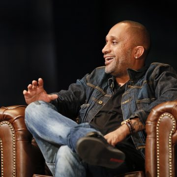 Black-ish creator Kenya Barris is parting ways with ABC Studios