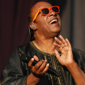 Stevie Wonder joined Twitter and paid tribute to MLK