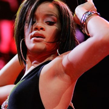 Rihanna's fans have vowed to stop shaving their legs