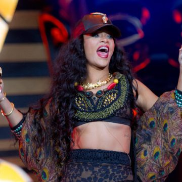 Rihanna's home burglary suspect was tased after allegedly spending the night