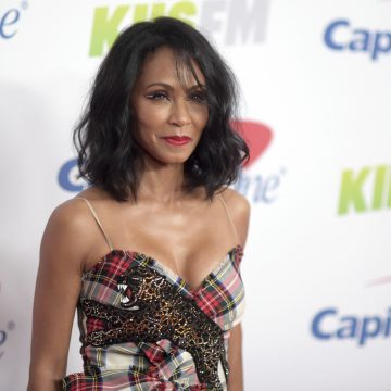 Jada Pinkett Smith's grandmother taught her how to please early