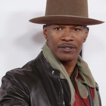 Jamie Foxx talked about his own issues with mental health