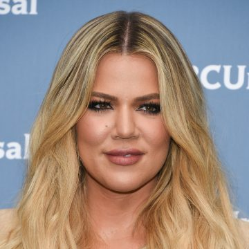 Khloe Kardashian is being dragged for piercing True's ears