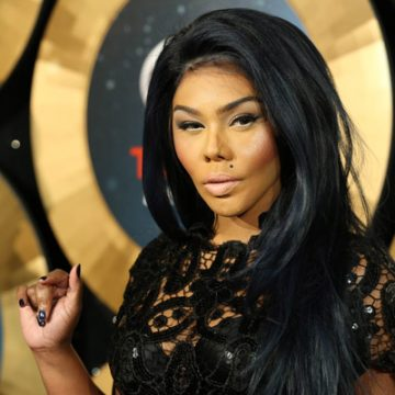 Lil Kim has filed for bankruptcy