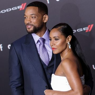 Jada is 100 percent here for Will vacationing with his ex Sheree