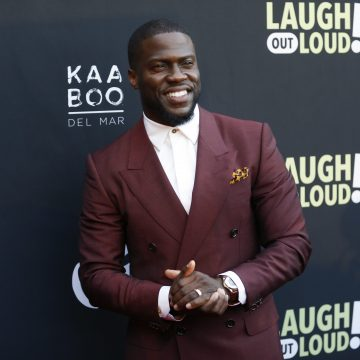 Kevin Hart helped Tiffany Haddish when she was homeless