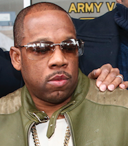 Michael Bivins got an honorary high school diploma