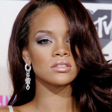 Rihanna's new eyeliner name is so very Rihanna