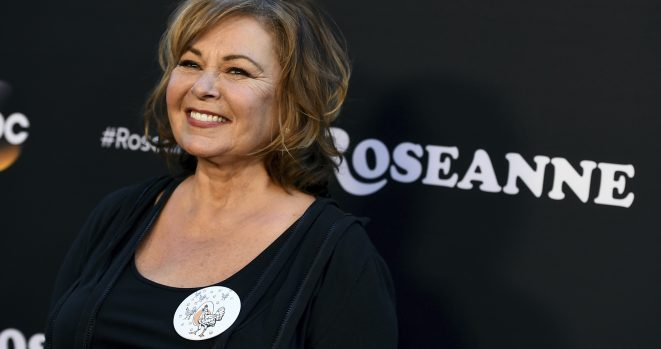 Roseanne says she begged ABC to not cancel her show
