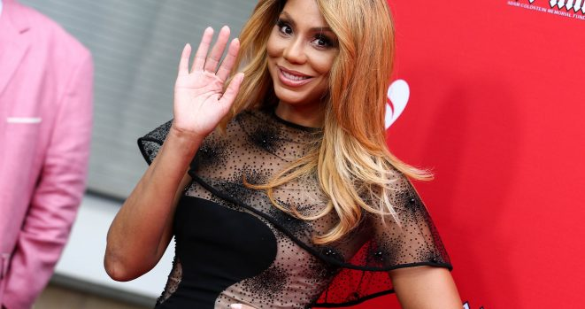 Tamar Braxton lost 20 pounds and her fans are here for it
