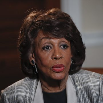 A San Bernardino prosecutor was suspended for going HAM on Maxine Waters