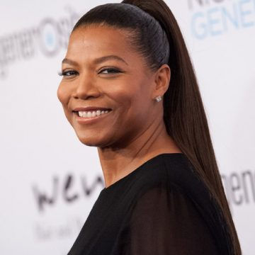 Queen Latifah celebrated with hip-hop legends at the Essence Music Festival