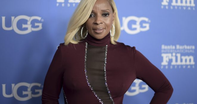 Mary J Blige is helping LL Cool J's wife launch her jewelry line at the Essence Festival