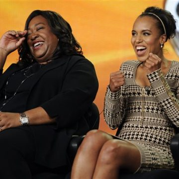 Kerry Washington & Shonda Rhimes Team Up For Another Theatrical Collaboration