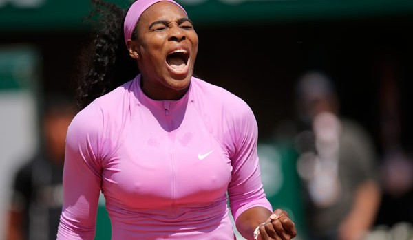 Serena Williams cravings have been very very healthy