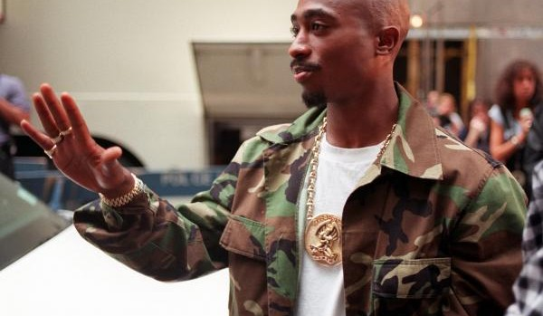 There's a problem with those Tupac t-shirts at Urban Outfitters and Forever 21