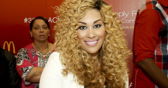 Keke Wyatt announced one of her children has cancer