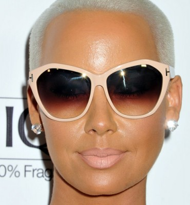 Amber Rose is seriously considering breast reduction surgery