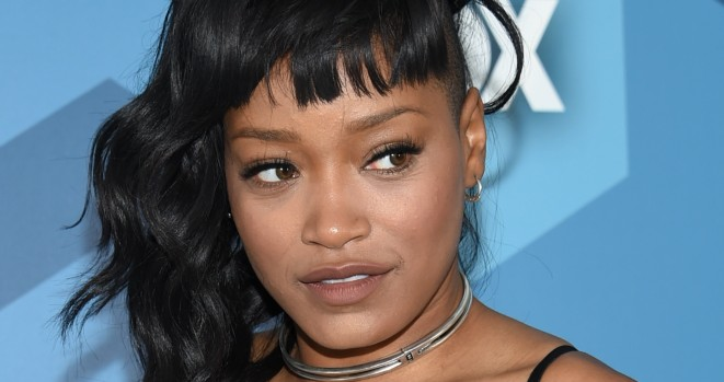 Keke Palmer Says Black Women Have to Deal With Natural Hair Not Being as Good as Straight Hair