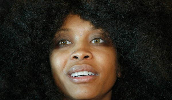 Erykah Badu was given an official day by the city of Houston
