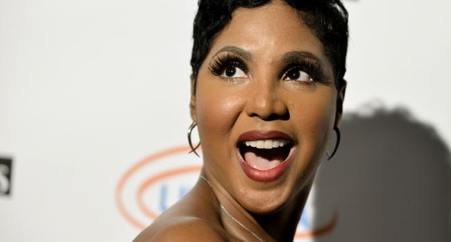 Toni Braxton Feels a Certain Type of Way Around Birdman