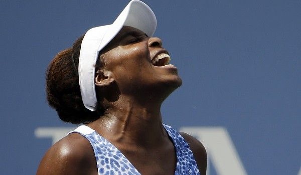 Venus Williams broke down when asked about fatal car accident