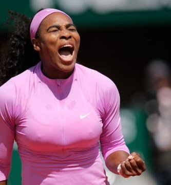 Serena Williams is seven months pregnant and still playing tennis