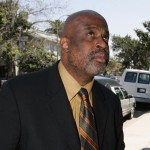 Christopher Darden is in Some Very Serious Baby Mama Drama