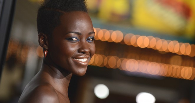 Lupita Nyong'o is in talks to join the reboot of Charlie's Angels
