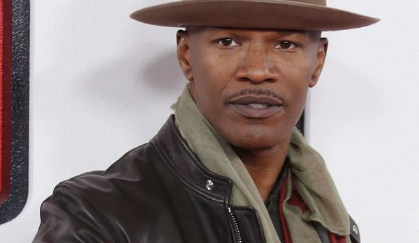 Jamie Foxx is executive producing the drama The Displaced