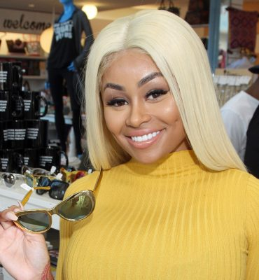 Blac Chyna has naked pictures released allegedly by Rob Kardashian