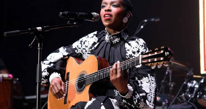 Lauryn Hill and Nas are Teaming Up for a North America Tour