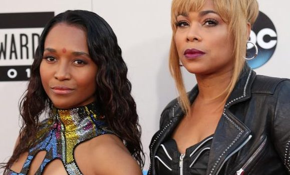 T-Boz and Chilli talked to the Today Show about their first album in 15 years