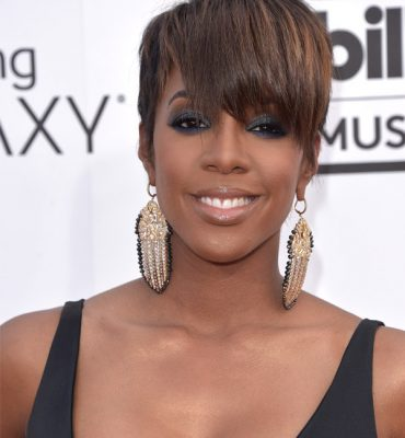 What was Kelly Rowland's first splurge as a member of Destiny's Child